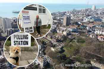 LIVE election results 2021: Brighton by-election winners