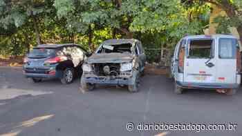 Itumbiara: Homem é preso por receptação de veículo furtado - Diário do Estado