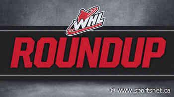 WHL Roundup: Levis scores 4 power-play goals, lifts Blazers over Rockets - Sportsnet.ca