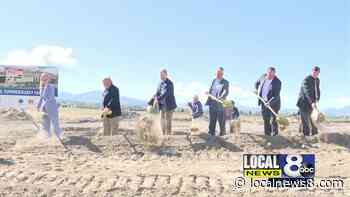 Groundbreaking kicks off construction of Portneuf Medical Plaza - Local News 8 - LocalNews8.com
