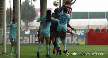Toluca Femenil gana en casa ante Mazatlan FC Femenil - TOLUCA