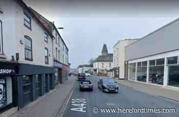 Hereford drug-driver's racially aggravated abuse
