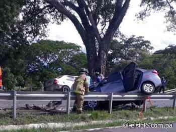 Un muerto y dos heridos deja accidente de tránsito en Pesé - El Siglo Panamá