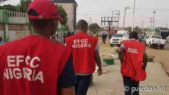 EFCC arrests 33 suspected Internet fraudsters in Abeokuta   The Guardian Nigeria News - Nigeria and World NewsNigeria — The Guardian Nigeria News – Nigeria and World News - Guardian