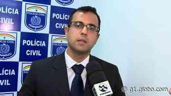 Delegado Bruno Bezerra assume delegacia de Brejo da Madre de Deus - G1