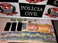 Polícia Civil prende três envolvidos com tráfico de drogas em Valentim Gentil - Jornal A Cidade - Votuporanga