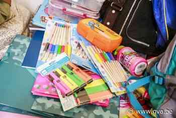 Schoolcheques helpen bij aankoop van materiaal (Heist-op-den-Berg) - Gazet van Antwerpen