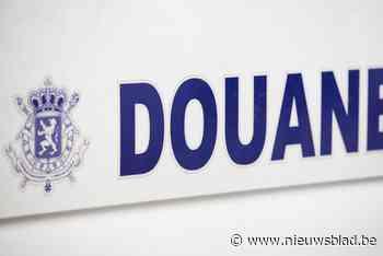 Vakbonden bij douane voeren actie aan Nederlandse grens in Wuustwezel