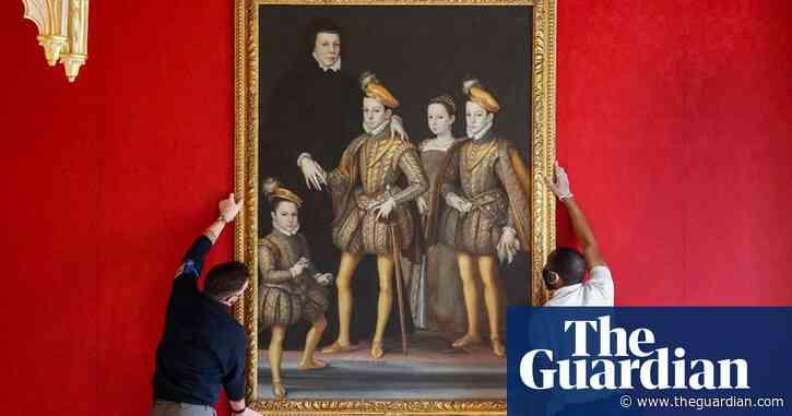 Catherine de' Medici 1561 portrait to return to London mansion