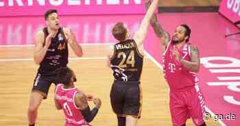 Basketball Bundesliga: Baskets verlieren gegen Braunschweig 78:85 - General-Anzeiger Bonn