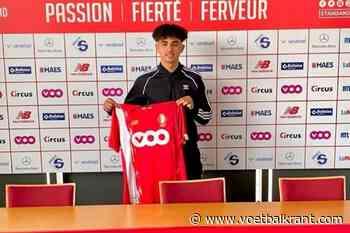 Gent en diverse buitenlandse clubs vissen achter het net: jeugdige aanvaller tekent profcontract bij Standard - Voetbalkrant.com