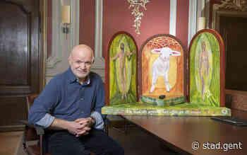 Oudere Gentenaars laten zich voor expo inspireren door Van Eyck - Gent