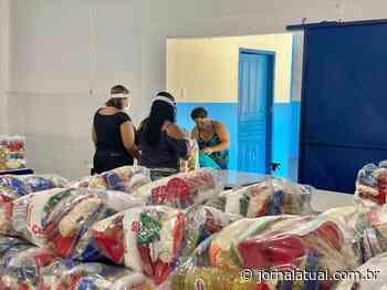 Mangaratiba inicia entrega de kits alimentação nas escolas - Jornal Atual