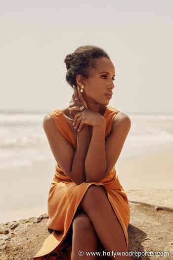 Kerry Washington on Aurate Jewelry Collection – The Hollywood Reporter - Hollywood Reporter