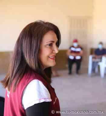 """Miriam Cano Núñez... Cruza el """"charco"""" hacia Isla de Cedros - El Mexicano Gran Diario Regional"""