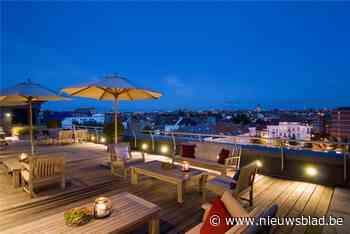 Sofitel Hotel gebruikt rooftopterras voor brasserie The 1040 (Etterbeek) - Het Nieuwsblad