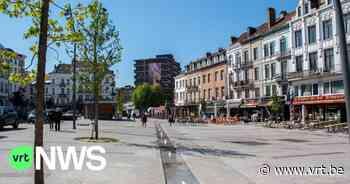 Etterbeek sluit straten af om cafés ruimte te geven voor terrassen - VRT NWS