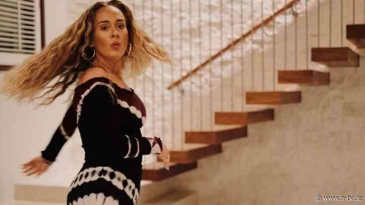 33, ungeschminkt und frei:Adele begeistert Fans mit Lebenszeichen - n-tv NACHRICHTEN