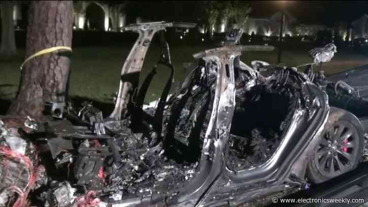 Tesla self-drive at Level2 says California DMV