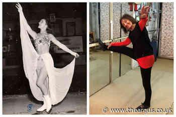 Dinkie Flowers from Shoreham celebrates her 100th birthday