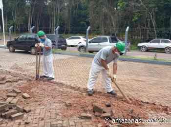 Dois ex-internos da Unidade Prisional de Itacoatiara estão trabalhando com carteira assinada - Portal Amazonas1