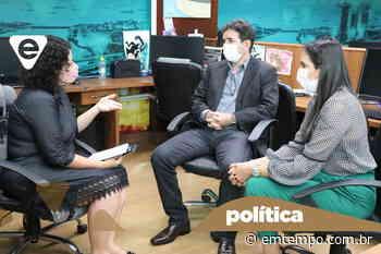 Mário Abrahim busca investimentos para Itacoatiara durante cheia no AM - Em Tempo