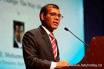 Maldives police say blast that hurt Nasheed act of terrorism