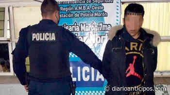 Un detenido en Castelar con herramientas para robar autos - Anticipos