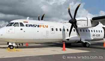 Easyfly conectará a Cali con Villavicencio y Guapi en la costa Pacífica - W Radio