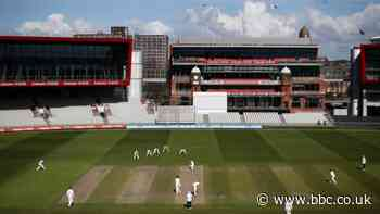 Lancashire: Old Trafford side report small profit for 2020 - BBC News