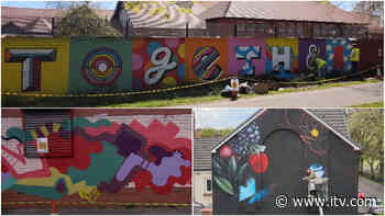 Interactive art trail to launch in Old Trafford to bring the community together after Covid | Granada - ITV News