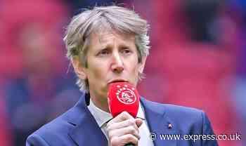 Manchester United legend Edwin van der Sar confirms contact over Old Trafford return - Express