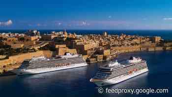 Viking picks Malta as its first Med homeport for summer cruising