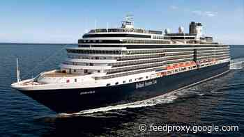 Holland America sets a restart date for cruises