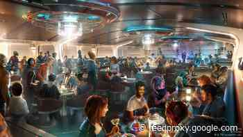 Disney: Star Wars hotel experience now boarding in 2022