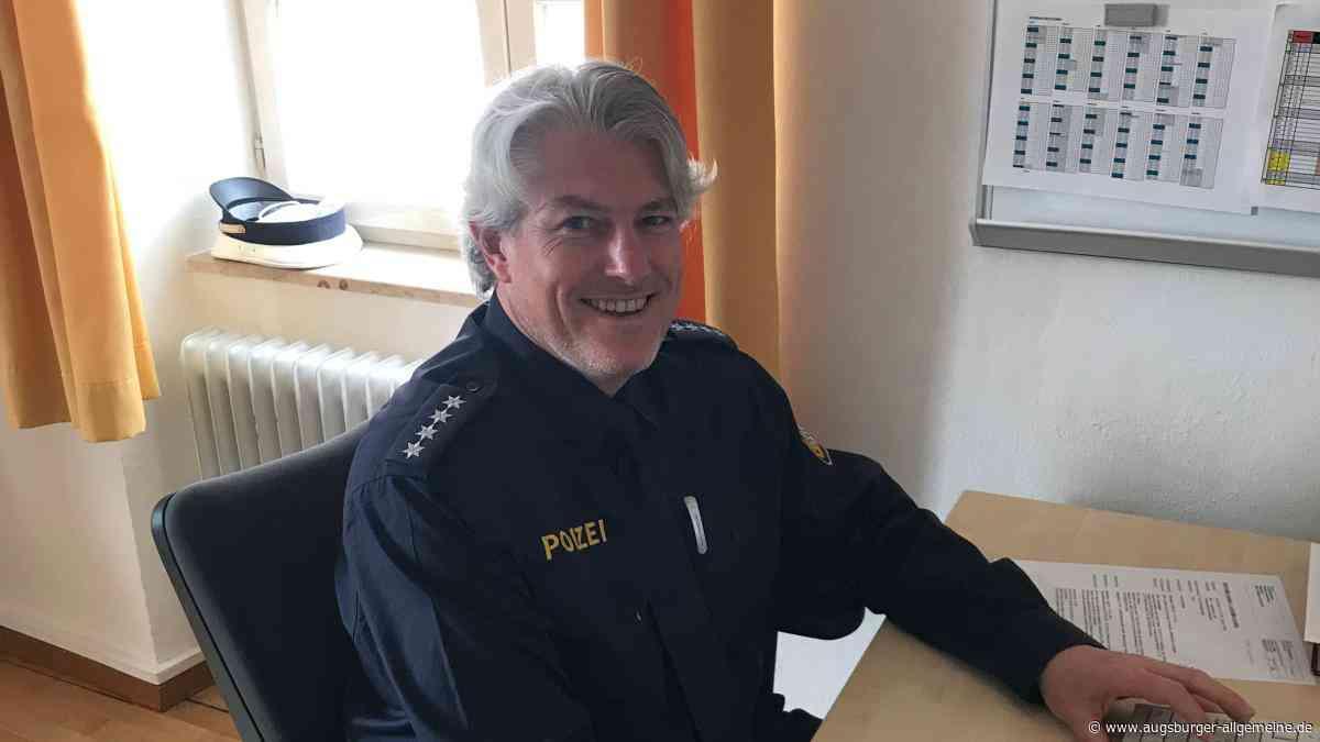 Neuer Vize-Chef bei der Dießener Polizei