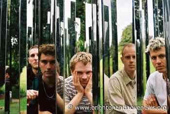 Brighton band Squid launch new album, & announce livestream & 2 Sussex gigs - Brighton and Hove News