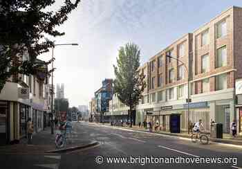 Work on new student flats in old M&S building due to start next summer - Brighton and Hove News