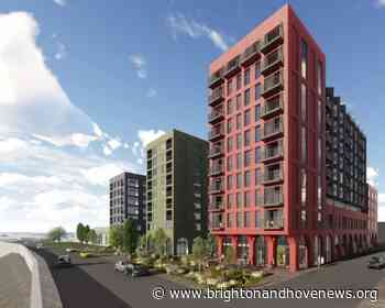 Red card for former Brighton and Hove Albion footballer's Portslade tower block plans - Brighton and Hove News