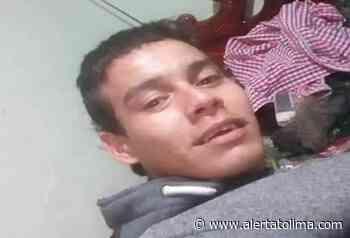 ¡Sicariato! A bala asesinaron al 'Araño' en Venadillo, norte del Tolima - Alerta Tolima