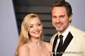 Who is Amanda Seyfried's Husband Thomas Sadoski and What is His Net Worth? - Showbiz Cheat Sheet