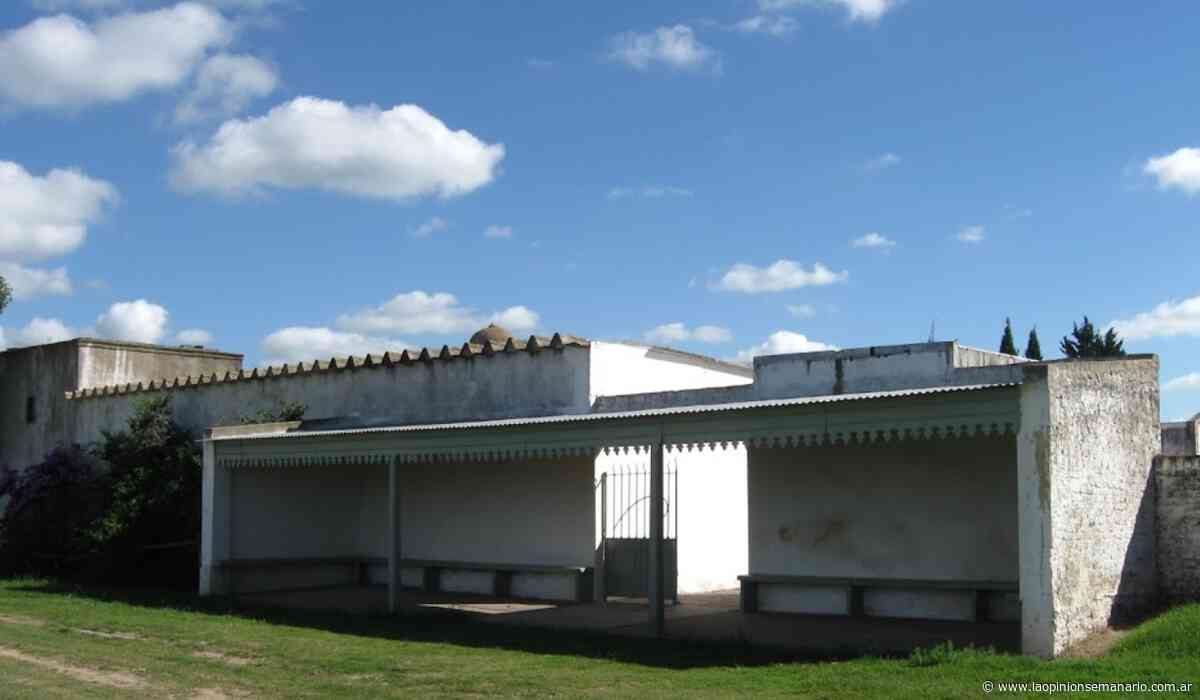El municipal de Santa Lucía imputado en el robo en Doyle, involucrado en la desaparición de un cuerpo del cementerio de la localidad   La Opinión - La Opinión Semanario
