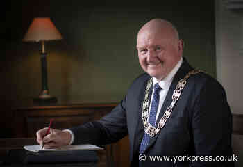 New council chair 'ready' for role