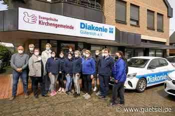 Servicecenter für Kirche und Diakonie« in Schloss Holte-Stukenbrock zieht um - Gütsel