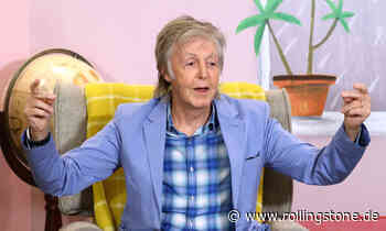 Paul McCartney bringt neues Bilderbuch... - Rolling Stone