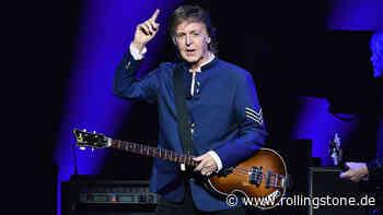 Paul McCartney: neues Musikprojekt mit St. Vincent, Beck und Josh... - Rolling Stone