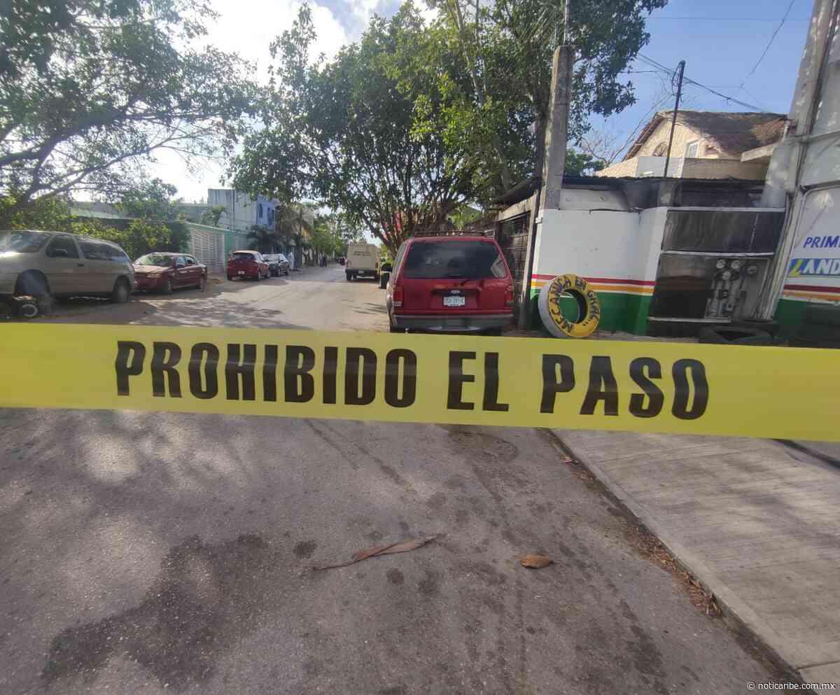 Cae de una azotea y pierde la vida en colonia Ejido de Playa del Carmen - Noticaribe