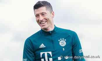 Chelsea and Manchester City 'to battle for £60m Bayern Munich star Robert Lewandowski this summer'