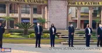Celebra Ayuntamiento de Zacapu, 159 aniversario de la batalla de Puebla - El Diario Visión