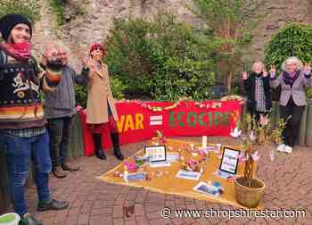 Anti-war demonstration in Oswestry - shropshirestar.com